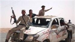 مشارکت شبه نظامیان در ساختار جدید لیبی