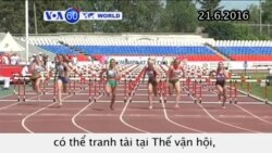 VĐV điền kinh không dính doping có thể tranh tài tại Olympics (VOA60)