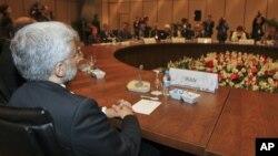 Переговоры в Турции