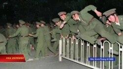Truyền hình VOA 4/6/19: TQ: Cuộc đàn áp Thiên An Môn là 'chính sách đúng đắn'