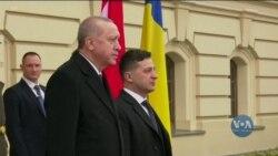 Президент Туреччини відвідав з офіційним візитом Київ – заяви. Відео