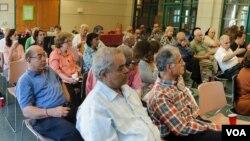 埃及裔美国人7月下旬讨论埃及的政治危机(资料照片)