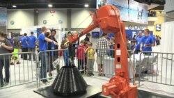 สร้างแรงบันดาลใจให้เยาวชนรุ่นใหม่ในงานวิทยาศาสตร์และเทคโนโลยีกรุงวอชิงตัน
