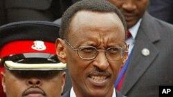 پل کاگامه، رئیس جمهوری رواندا