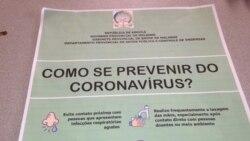 Malanje reforça medidas de prevençao contr ao Coronavirus - 2:24