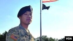 """เปิดใจ """"พันธรัช เผือกพิพัฒน์"""" ทหารเลือดไทยในกองทัพบกสหรัฐฯ"""