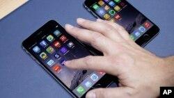 Los iPhone 6 salen a la venta este viernes.