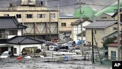 جاپان کے متاثرہ علاقوں میں پاکستانیوں سے رابطے کی کوششیں جاری