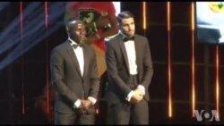 Riyad Mahrez élu meilleur joueur africain de l'année 2016 (vidéo)