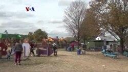 Festival Musim Gugur di Cox Farms