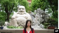 中國留學生李曉鈺