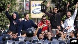 Tunis ketidan qo'shni davlatlarda ham namoyishlar. AQSh nima deydi?