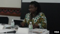 Mukuru webazi rinoona nezvezvirwere zvinotapuriranwa, Dr. Portia Manangazira