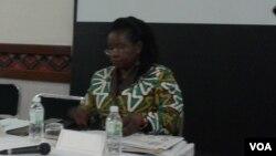 Dr Portia Manangazira