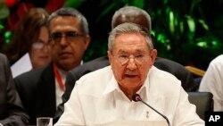 La misiva de condolencia fue divulgada en los medios oficiales cubanos.