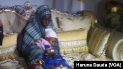 Rakiya Gali Mulima (Abubakar) daya daga cikin 'yan matan Chibok da kungiyar Boko Haram ta sace
