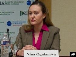 Nina Ognianova