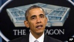 """Barack Obama dijo a Yahoo News que le encantaría destacar una visita a Cuba donde pueda decir con confianza que """"estamos viendo progreso en la libertad, derechos y posibilidades de los cubanos promedio""""."""