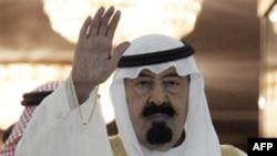 Король Саудовской Аравии Абдулла.Архивное фото