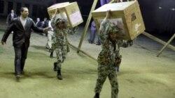 آغاز شمارش آراء در دو شهر مصر