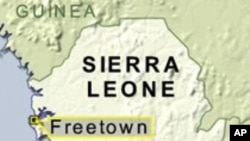 Sierra Leone Rebel Convicts Sent to Rwandan Jail