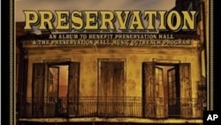 """""""Preservation - An Album to Benefit Preservation Hall and The Preservation Hall Music Outreach Program"""""""