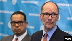 Keith Ellison dhe Tom Perez