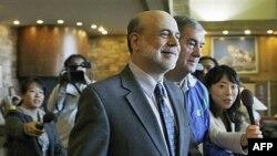 Predsednik Federalnih rezervi Ben Bernanki