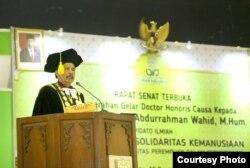 Rektor UIN Sunan Kalijaga, Yudian Wahyudi. (Foto: Humas UIN Suka)
