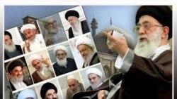 خامنه ای از روحانيون مخالف در قم وفاداری مطالبه می کند