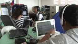 Relief Radio Station Signals Dire State of Communications in Tacloban