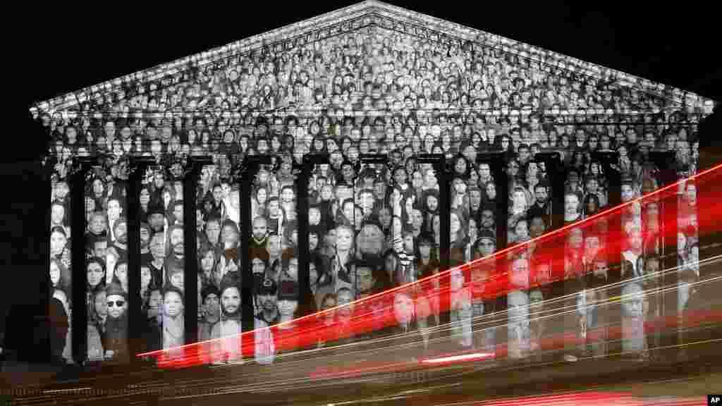 በዓየር ንብረት ለውጥ ላይ በፓሪስ የሚደረግ ጉባኤ [[ፎቶ አሶሽየትድ ፕረስ / AP Photo]