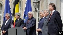 Šefovi diplomatija zemalja osnivača EU posle sastanka u Berlinu