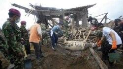 افزایش شمار کشته شدگان زلزله و سونامی در اندونزی