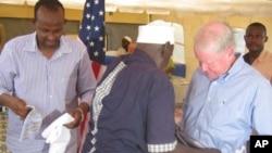 L'ambassadeur Renneberger du temps où les Kenyans l'appréciaient