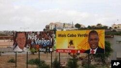 Começou a dança das cadeiras para as presidenciais de Cabo Verde