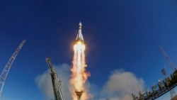 Soyuz အာကာသယာဥ္ လႊတ္တင္ၿပီးမၾကာခင္ အေရးေပၚျပန္ဆင္း