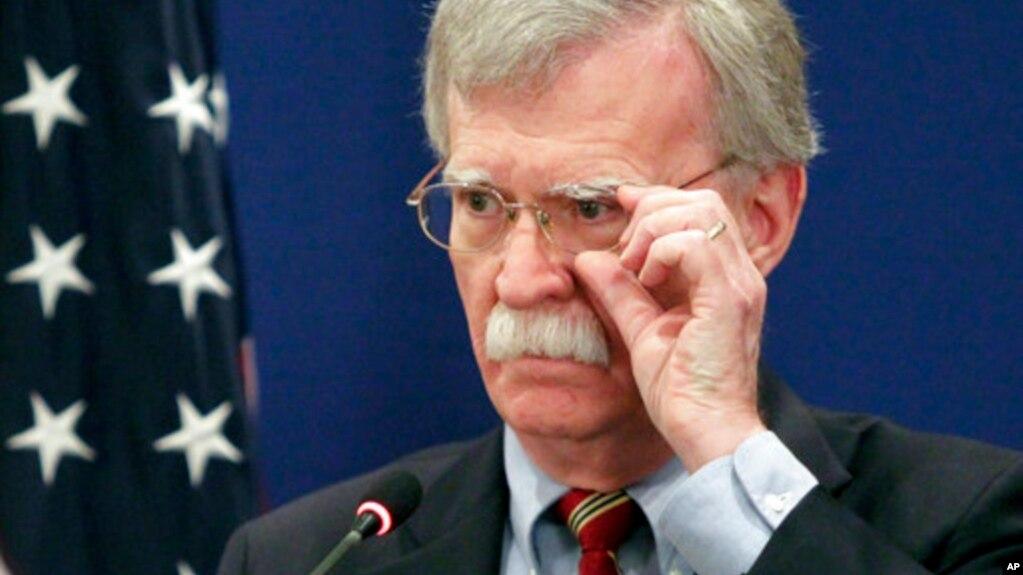 США ужесточат политику по отношению к Венесуэле, Кубе и Никарагуа