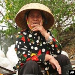 徐老太太希望有一天禁区全部解禁