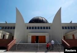 法国斯特拉斯堡的大清真寺