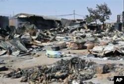 Nigeria ethnic violence. 20 Jan 2010