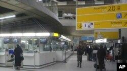 چارلس ڈی گال انٹرنیشنل ایئرپورٹ مسافروں کا ٹرمینل