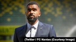 Le FC Nantes, le Torino FC_1906 et Koffi Djidji ont convenu d'un prêt avec option d'achat du défenseur central pour la saison 2018-2019, 17 aouut 2018i. (Twitter/FC Nantes)