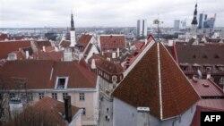 Panorama Talina, glavnog grada Estonije