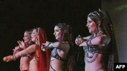 Múa bụng tại Hoa Kỳ