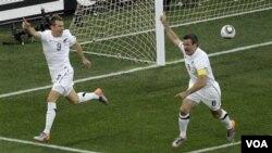 Italia lebih dahulu kebobolan saat bertanding melawan Selandia Baru ini pada hari Minggu lalu. Pertandingan Grup F ini berakhir seri, 1-1.
