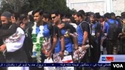 تیم ملی کرکت افغانتسان توانست که آخرین بازی اش تیم می ویست اندیز را شکست بدهد