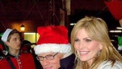 رژه سالیانه کریسمس با شرکت چهره های سرشناس هالیوود