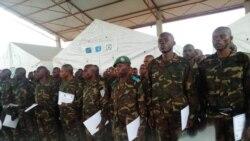 Basoda ya Brésil basungi ba FARDC na mateya mpo na kobundisa ba ADF