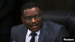 Babban Ministan Kiwon Lafiya na Najeriya Onyebuchi Chukwu.